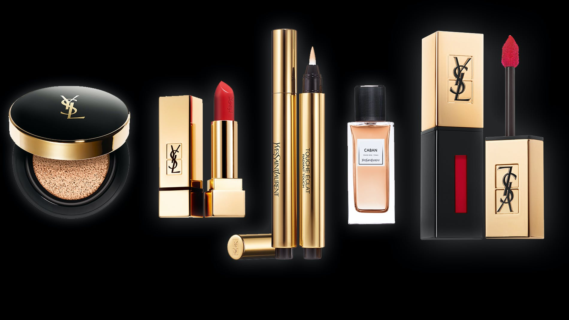YSL foundation at Malaysia official online store