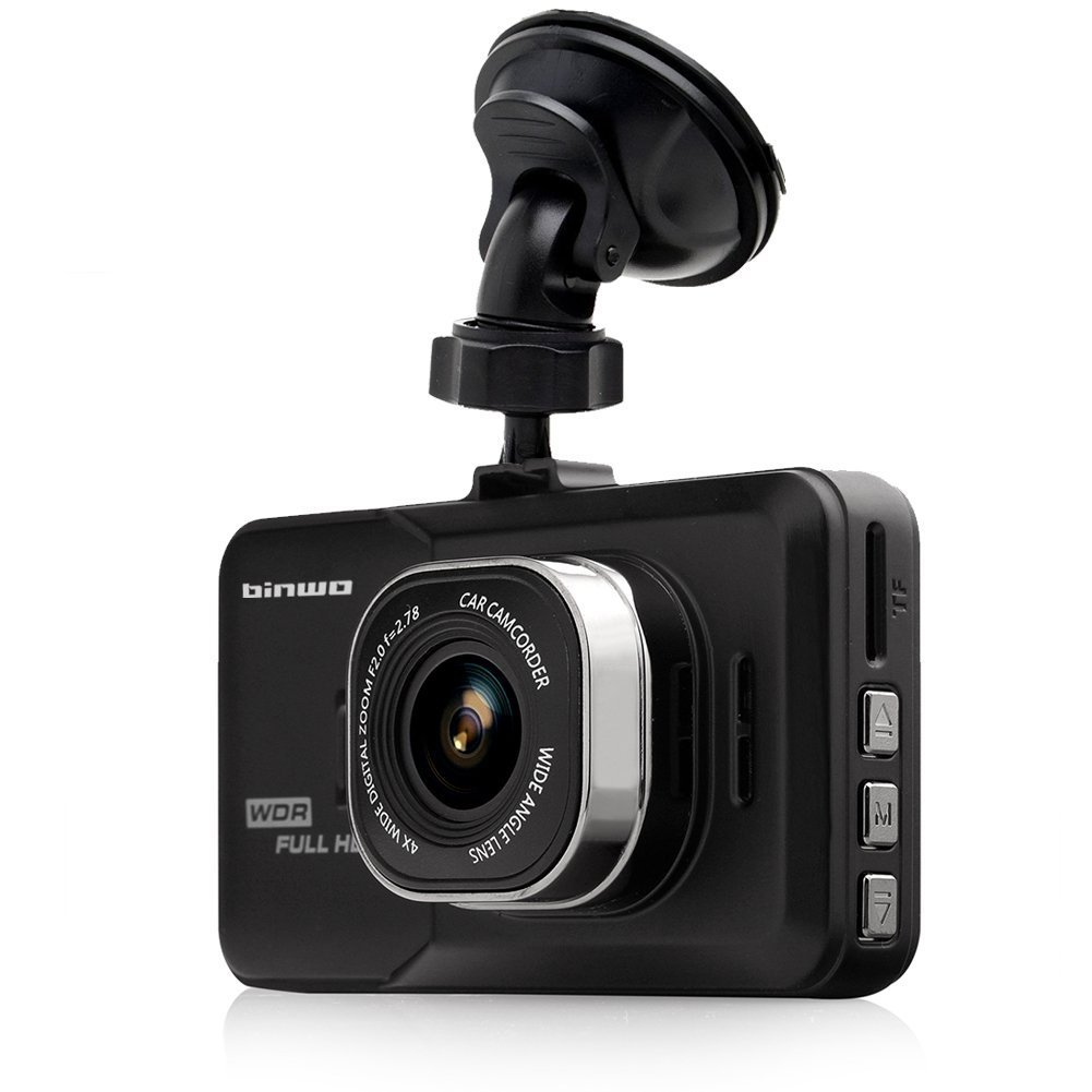 Lockable Dashcam