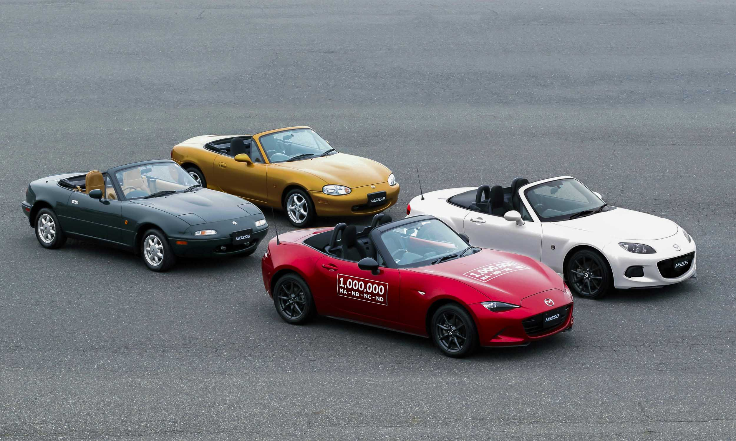 Mazda MX-5 Miata 30th Anniversary