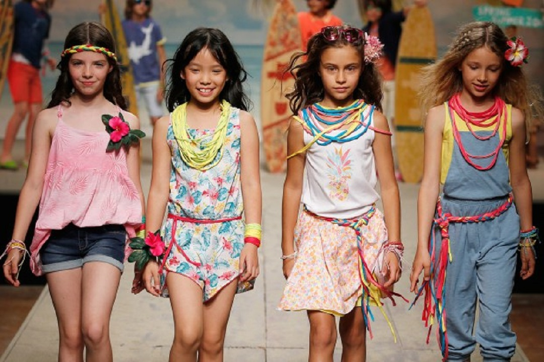 Photoshoot: Picture your kids clothing line