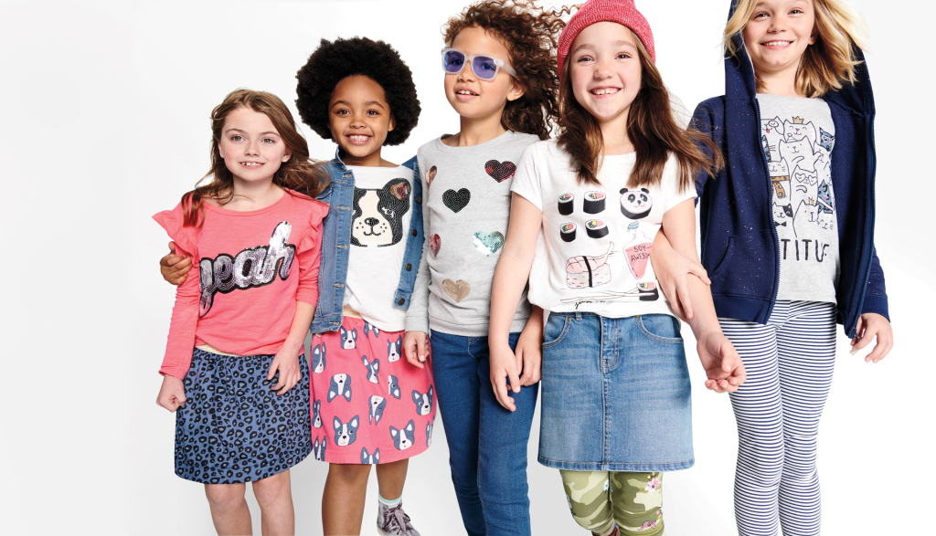 Picture your kids clothing line
